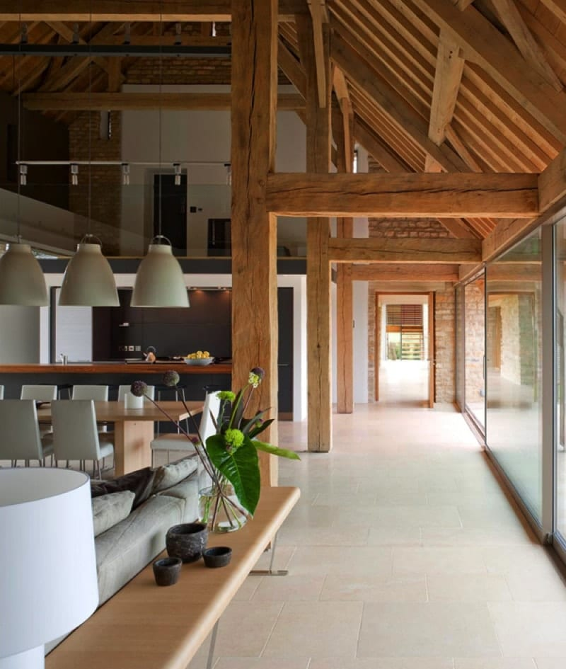 Renovated Barn Homes: Converted Barn Homes