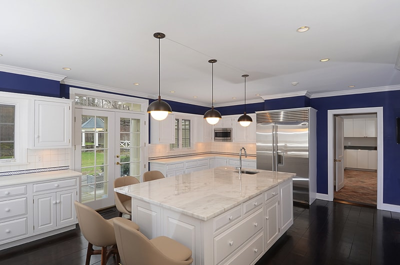 Kitchen 2185a - Greenwich Fashion and Function in Home Remodeling Project