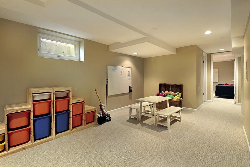 Lower Level Basement 5059022 - Home Basement Decorating Ideas