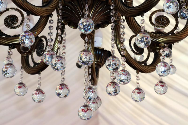 Chandelier - home interior decorating