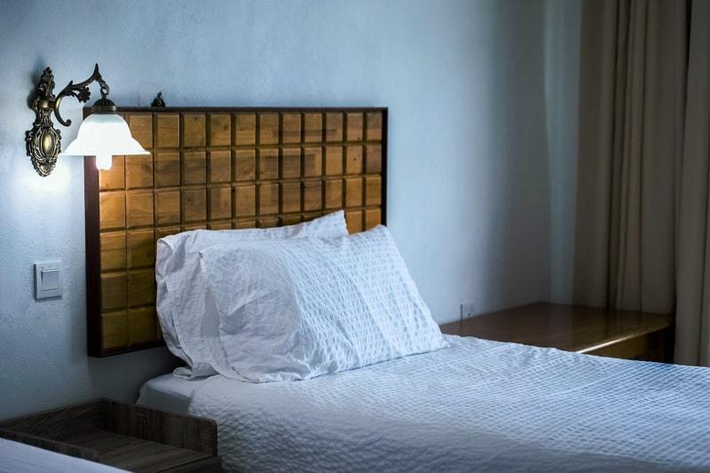 bedroom headboard - home interior decorating