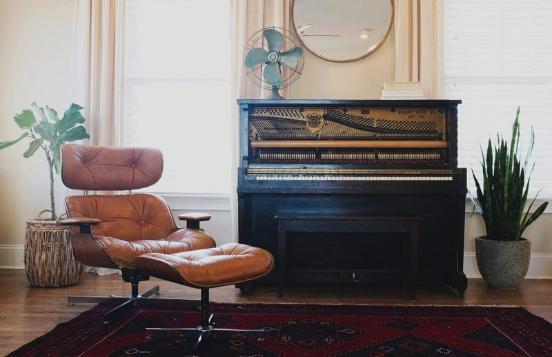 vintage style home - home interior decorating