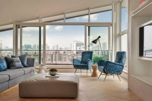 Bermondsey Wall Duplex Penthouse