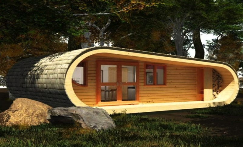 amazingly architectural designed tiny house - Little Houses For Sale
