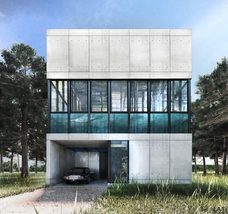4 LAAV VILLA CLESSIDRA - Villa Clessidra