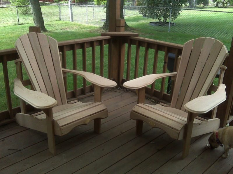 Adirondack Custom Made Chairs