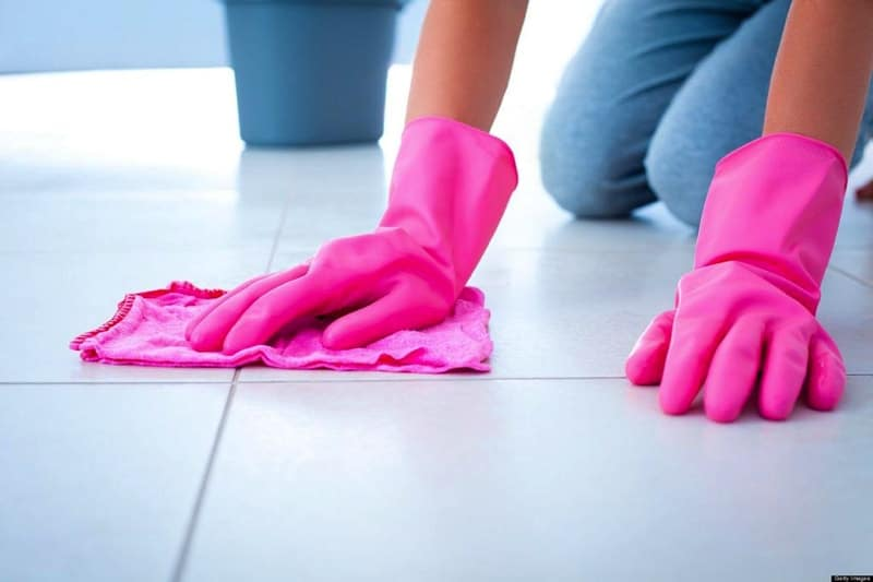 Clean House Checklist & Cleaning Schedule
