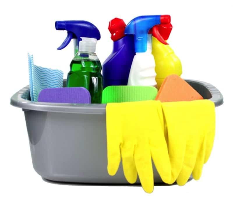 Clean Home Checklis