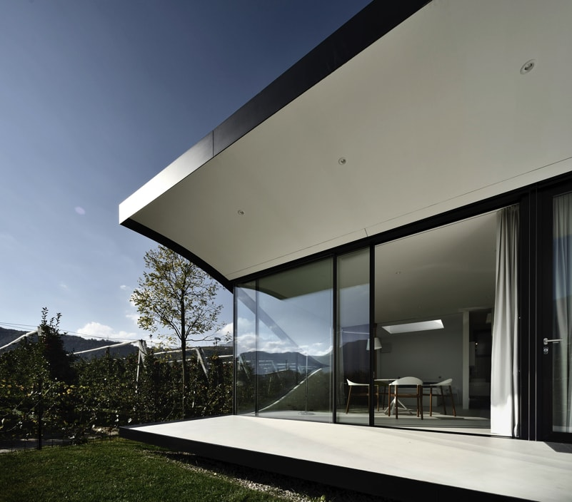Mirror Houses South day 1 - The Mirror Houses Holiday Homes In South Tyrol, Italy