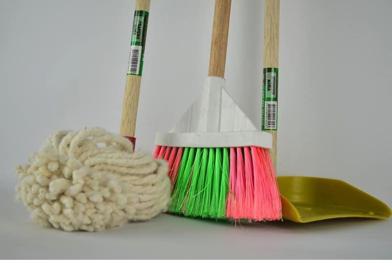 House Cleaning Schedule -Get Ready
