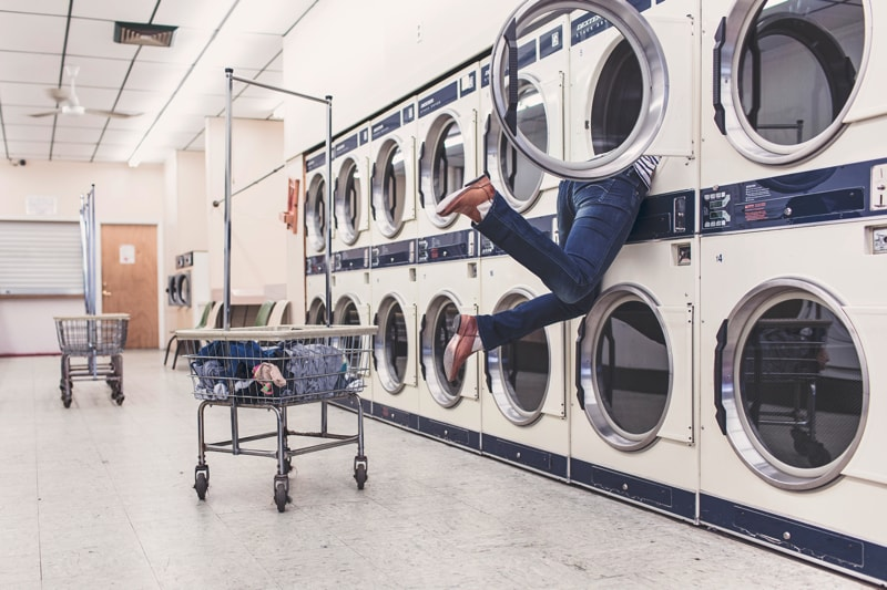 laundromat - Clean House Checklist & Cleaning Schedule