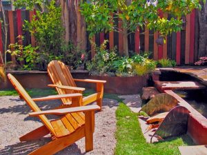 Make A Small Back Yard Look Bigger