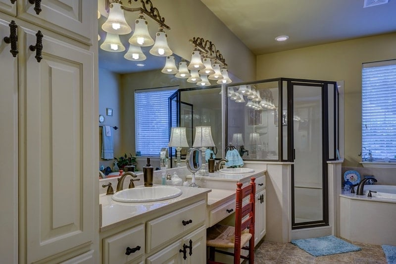 Bathroom 3 - Complete Guide to Lighting Your Home