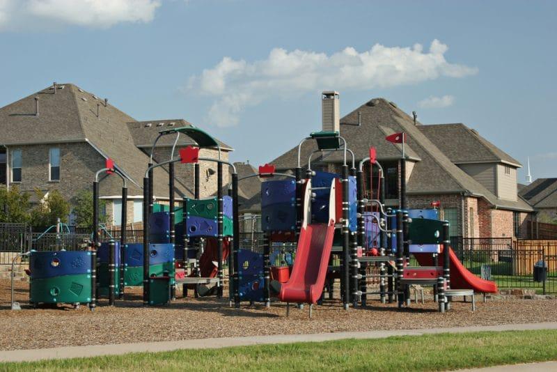 Neighborhood playground e1500699117283 - Childrens' Outdoor Play Equipment