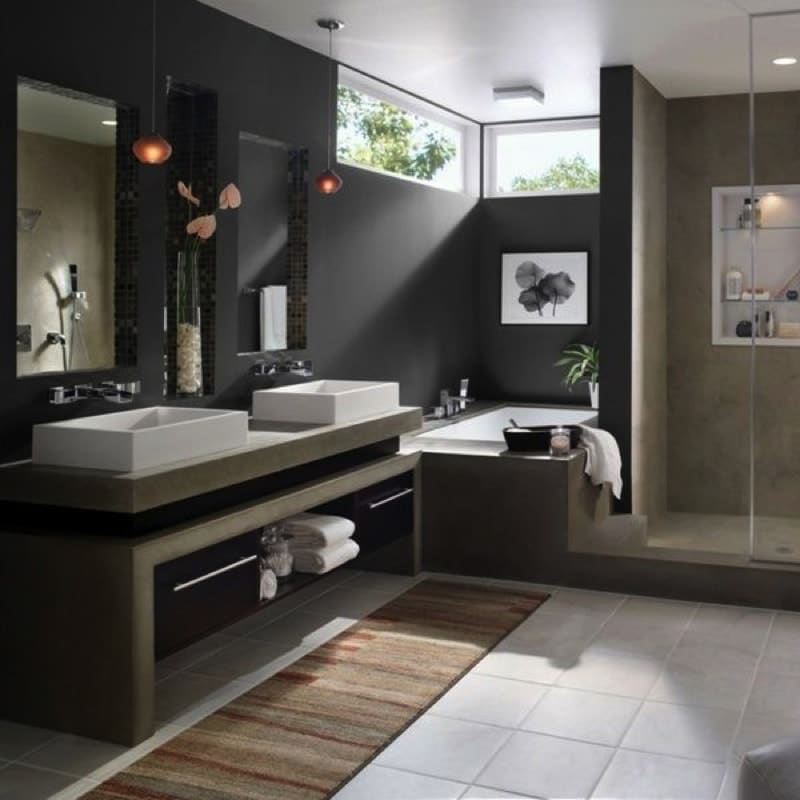5 min - Latest Bathroom Trends