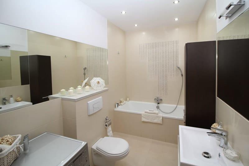bathroom style - Designing Your Bathroom to Look Modern & Minimalist