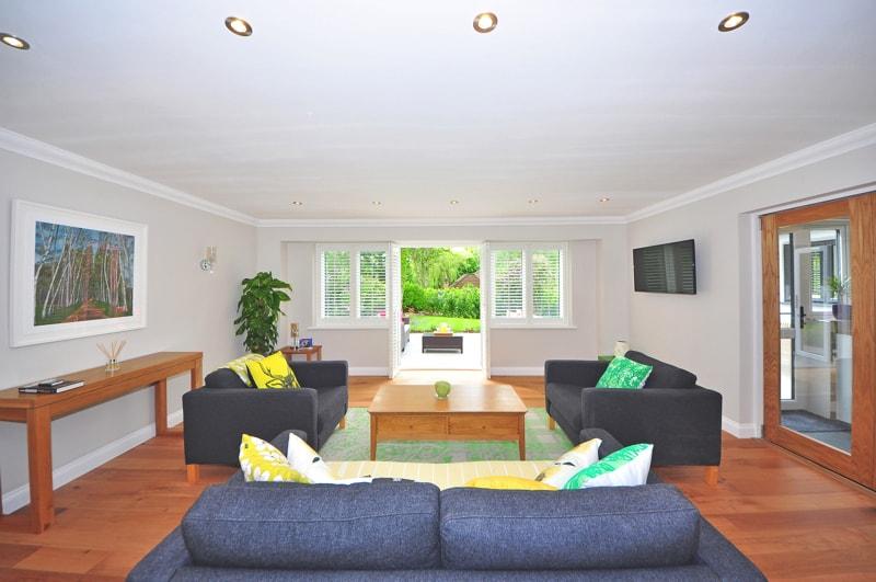 minimal living room decor - Living Room Decorating Ideas