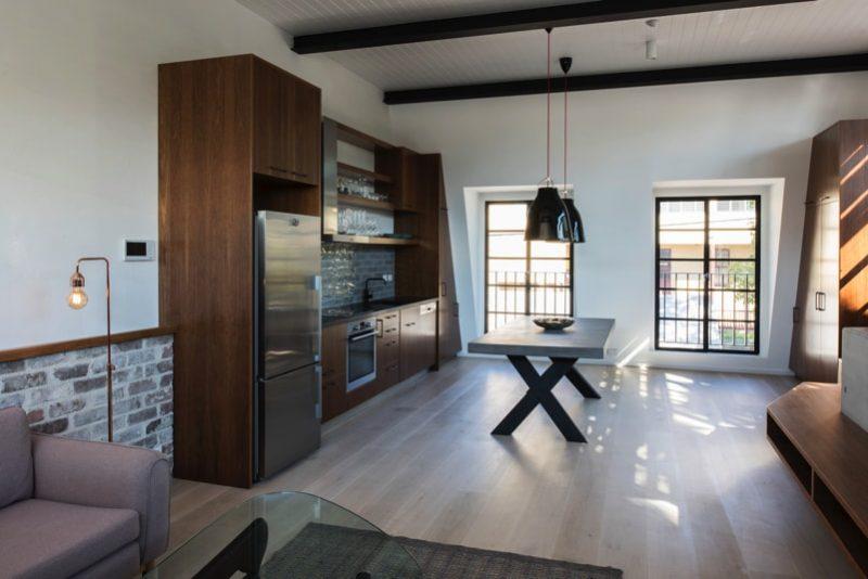 DSC5998 lounge kitchen dining min e1515693938981 - Glebe House, Sydney, Australia - Studio & Residence