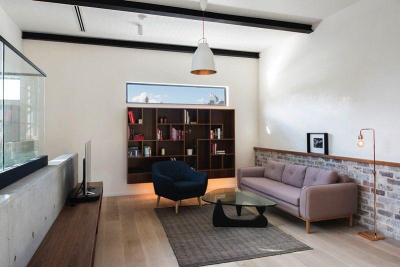 DSC6053 lounge min e1515693679149 - Glebe House, Sydney, Australia - Studio & Residence