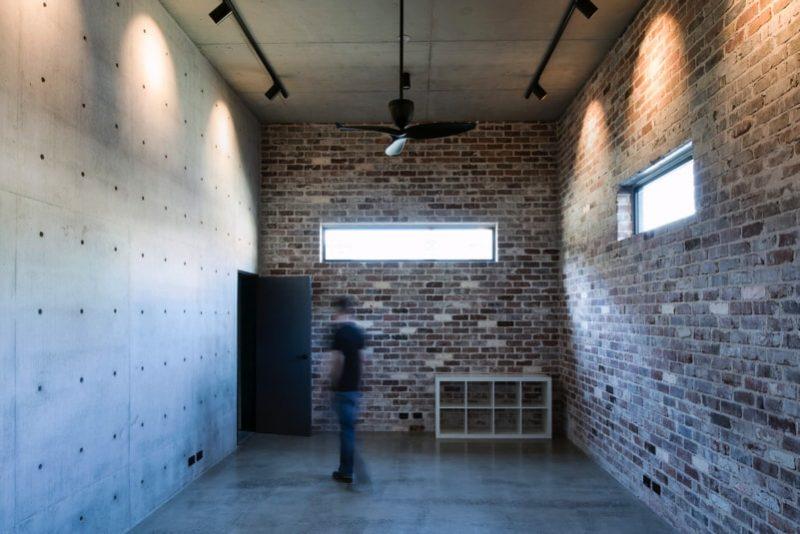 DSC6176 studio min e1515694565299 - Glebe House, Sydney, Australia - Studio & Residence