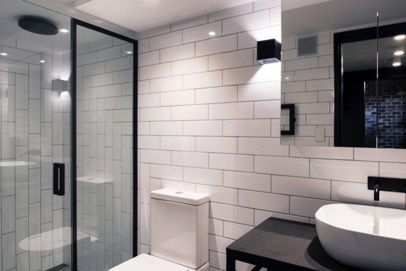 DSC6187 studio bathroom min e1515692932608 - Glebe House, Sydney, Australia - Studio & Residence