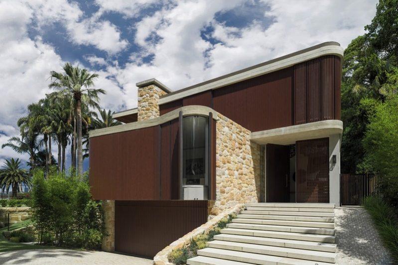 luigi rosselli architects sticks and stones house 003 e1512499243309 - Sticks & Stones Home Sydney Australia by Luigi Rosselli Architects