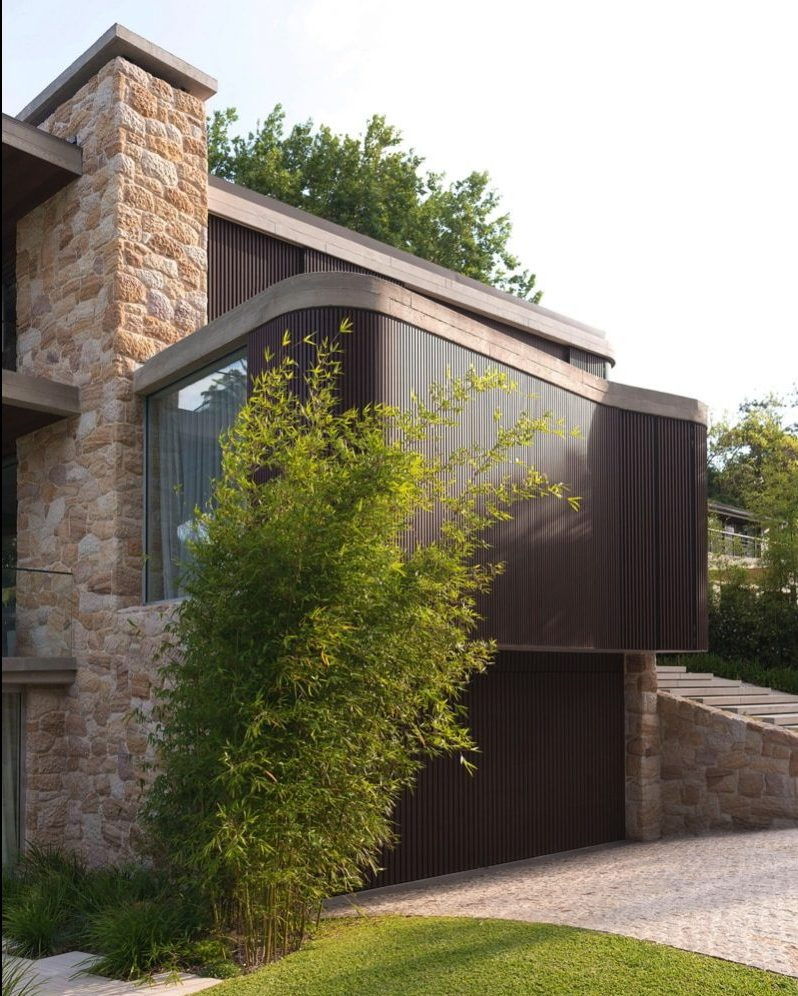 luigi rosselli architects sticks and stones house 009 e1512499127375 - Sticks & Stones Home Sydney Australia by Luigi Rosselli Architects