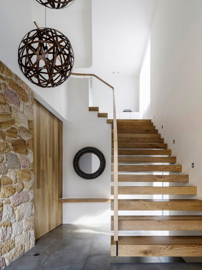 luigi rosselli architects sticks and stones house 017 e1512498881385 - Sticks & Stones Home Sydney Australia by Luigi Rosselli Architects