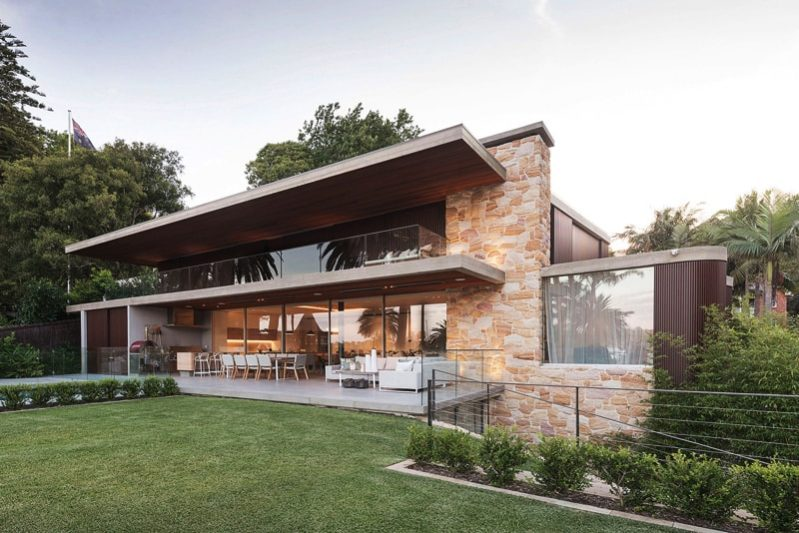 luigi rosselli architects sticks and stones house 024 e1512498758343 - Sticks & Stones Home Sydney Australia by Luigi Rosselli Architects