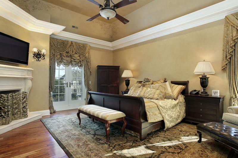 big master bedroom beautiful master bedrooms with fireplaces 10837