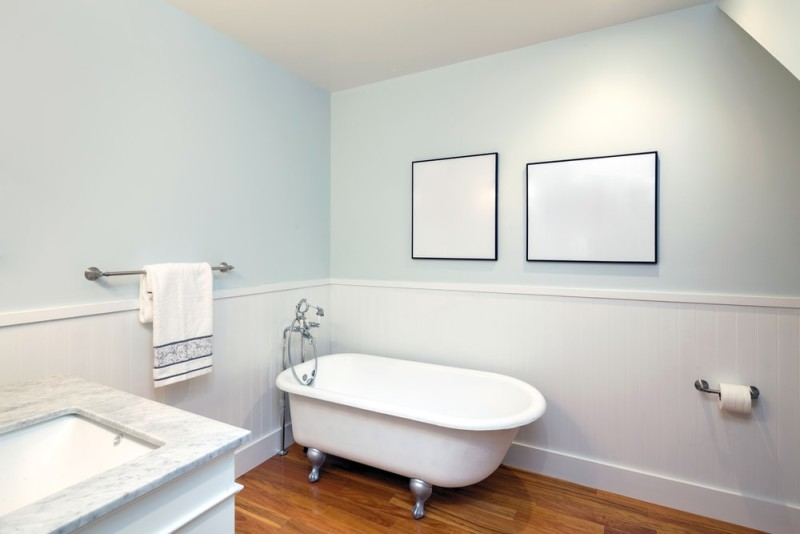 Light blue and white bathroom o2 pilates blue and white bathroom heather zerah anouska aloadofball Image collections