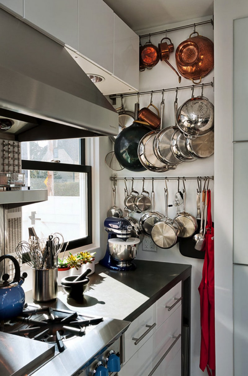 kitchen design hanging pots and pans kitchen pot shelves and hanging pot and pans 701