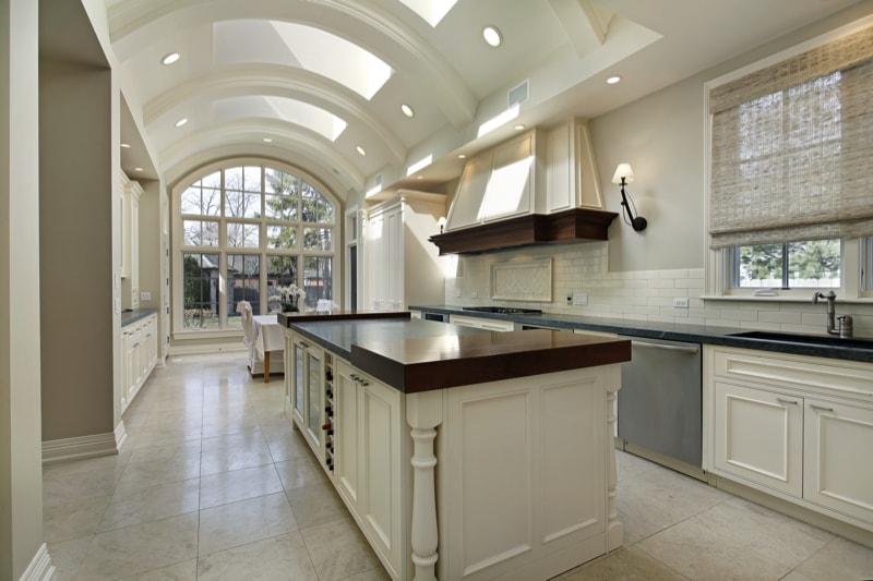 145 Beautiful Luxury Kitchen Design Ideas Part 4