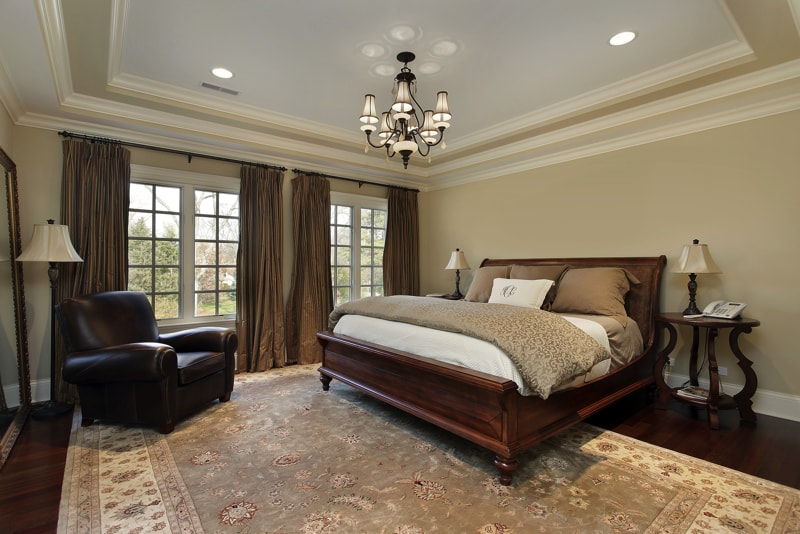 decorating master bedroom ideas pictures decorating master bedrooms with interior design style 18619