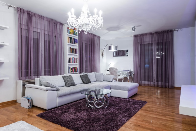 white and purple living room casual relaxed living rooms 22538